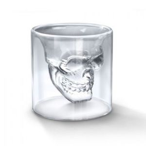 Skull 💀 shot glasses